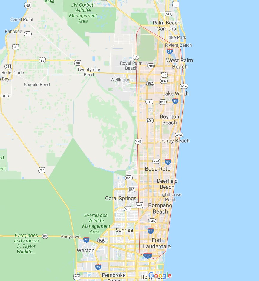 Car key boca, deerfield, lauderdale, pompano, worth, boynton, delray